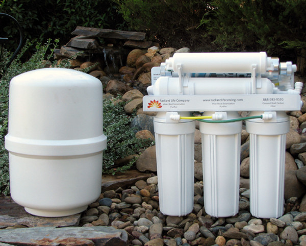 Radiant Life 14-Stage Biocompatible Water Purification