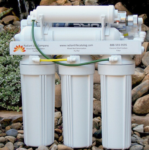 Radiant Life Water Purification Replacement Filters, Membrane, & Tools
