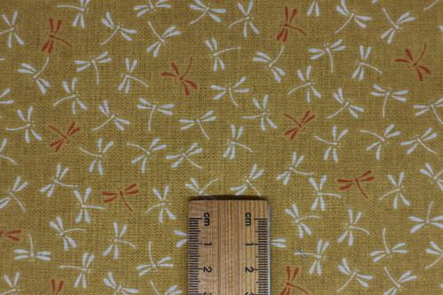 Tombo (dragonflies) Mustard