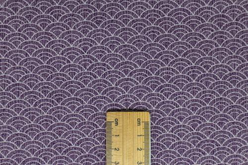 Seigaiha, Small Purple