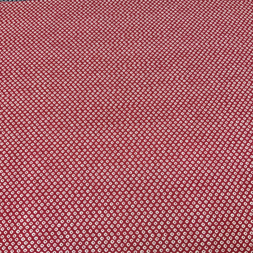 Shibori, small red