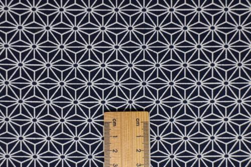 Asanoha Blue