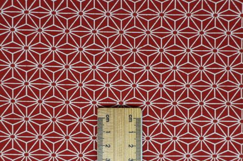 Asanoha Red