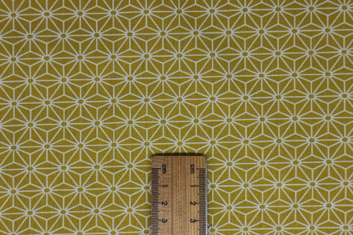 Asanoha Yellow