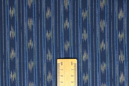 Kasuri Stripe Blue