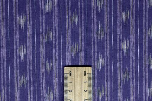 Kasuri Stripe Purple