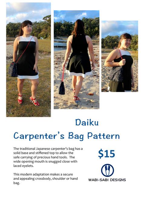 Daiku Carpenter's Bag