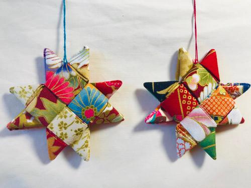 Brisbane Craft and Quilt Fair Make and Take Workshop Hoshi Stars