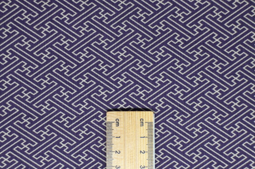 Sayagata, purple