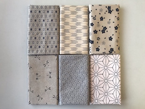 Shibui Neutrals Fabric Bundle