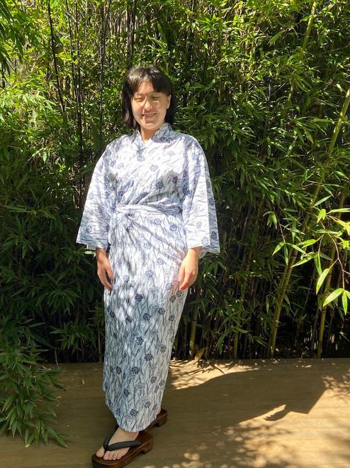 Women's Yukata, lined