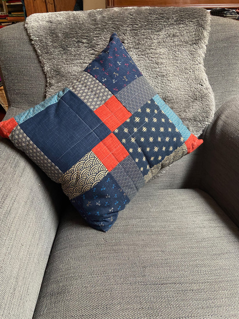 Minka Quilted Cushion Cover Kit
