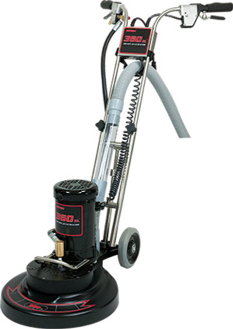 "Rotovac: 360XL 15"" High Performance Rotary Carpet Machine, R-VAC-360XL"
