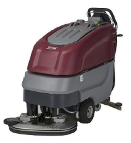 """Minuteman: E30 ECO Disc Brush Automatic Scrubber, E30ECOQP 