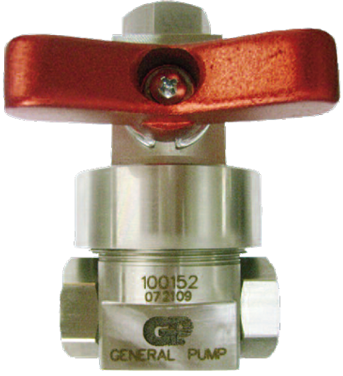 GENERAL PUMP WITH BALL VALVE 1691-2711, PGP100152