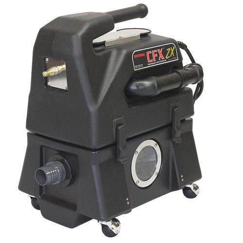 Rotovac: CFX ZX Continuous Flow Extractor, CFX-ZX