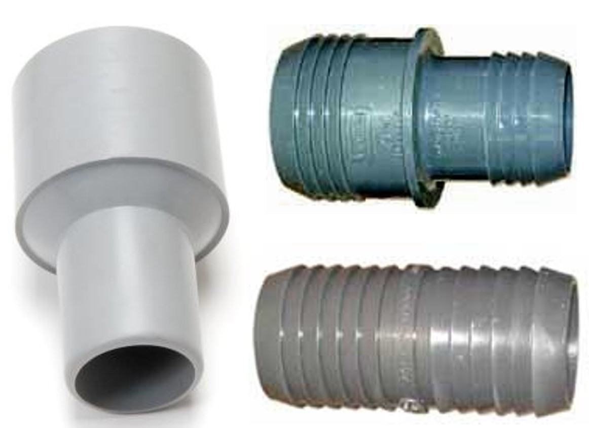Hose Cuffs and Connectors