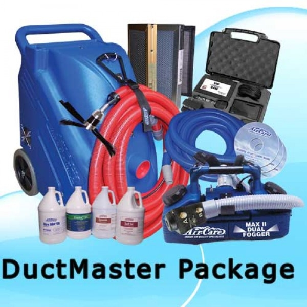 Air Duct Cleaning Packages