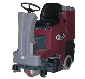 Ride-on Extractors