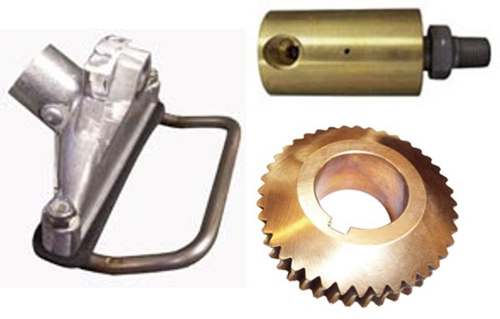Rotary Extractor Parts