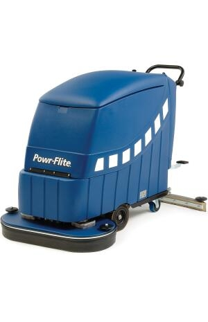 Automatic Scrubber - Battery Powered