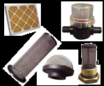 Filters & Strainers