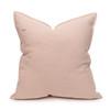 Simone PURE LINEN pillow - back