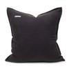 Simone PURE LINEN Pillow Carbon - back