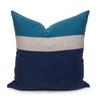 Cooper PURE Linen Pillow Navy - Front