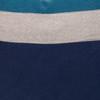 Cooper PURE Linen Pillow Navy - Fabric Detail