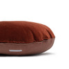 Ronde Jasper Velvet Round Pillow - Side
