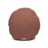 Ronde Jasper Velvet Round Pillow - Back