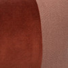 Chante Jasper Velvet Lumbar Pillow - Fabric Detail