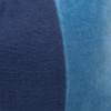 Doux Kyanite Velvet Lumbar Pillow - Fabric Detail