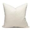 Cloud Vegan Faux Sherpa Fur Washable Pillow - Front