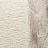 Sacha Vegan Faux Sherpa Fur Washable Pillow - Fabric Detail