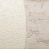 Camille Vegan Faux Sherpa Fur Washable Pillow - Fabric Detail