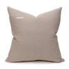 Jaipur Dreams Indigo Pillow - Back