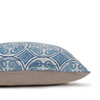 Jaipur Dreams Indigo Pillow - Side