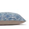 Jaipur Dreams Indigo Pillow - Side