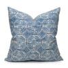 Jaipur Dreams Indigo Pillow - Front