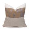 Graystone Aso Oke Vintage Textile Pillow - 22 - Front