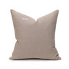Evan Gray Luxe Vintage Pillow - 20 - Back