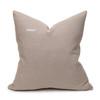 Joe Blush Mud Cloth Pillow - 22 - Back