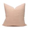 Joe Blush Mud Cloth Pillow - 22 - Front