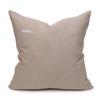 Coral Seas Aso Oke Luxe Vintage Pillow - 22 - Back