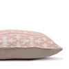 Talmage Tangor Linen Pillow - Side