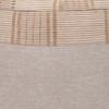 Desert Sand Aso Oke Luxe Vintage Pillow - 22 - Detail