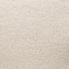 Ronde Vegan Faux Sherpa Round Pillow - Fabric Detail