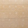 Dixie Lumbar Yellow Mud Cloth Pillow - 1622 - Detail